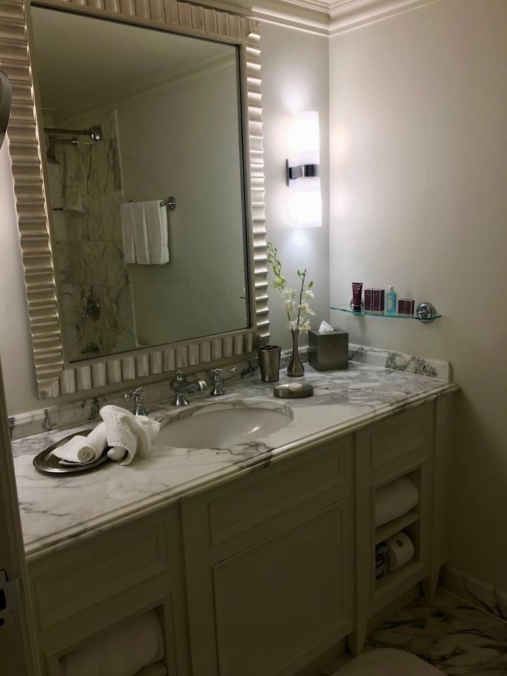 ritz-carlton bathroom vanity