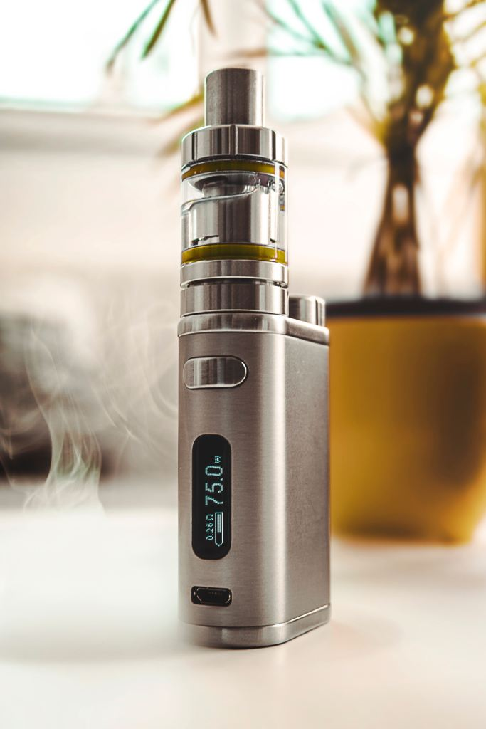 image of a vaporizer for tobacco